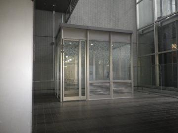 商業施設(半屋外)